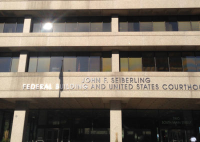 John F. Seiberling Federal Building